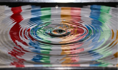 Water Ripple to show consequences